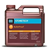 StoneTech BPSS4-1G BulletProof Stone Sealer, 1-Gallon Container, 2 Pack