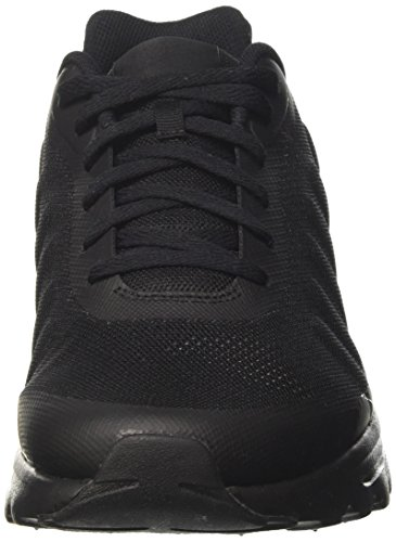 001 NIKE Invigor Max Adulte Chaussures Mixte Running de Noir Anthracite Air Black PqrEfP