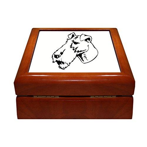 Fox Terrier Jewelry Wire - 2
