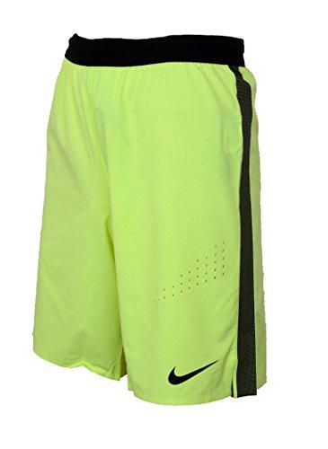 Nike Strike Stretch Longer Woven Men's Soccer Shorts (Nike Longer Woven Shorts)