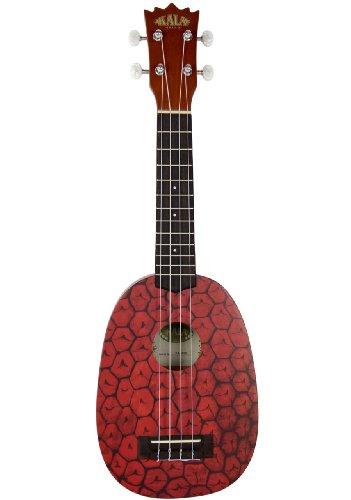 Kala Mahogany Soprano Pineapple Ukulele product image