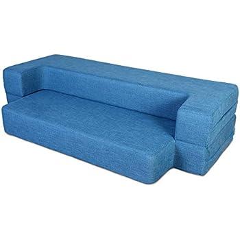 Amazon Com Maxdivani 10 Inch Portable Travel Sofa Guest