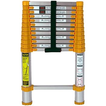 Werner Aa10 250 Pound Duty Rating Televator Aluminum