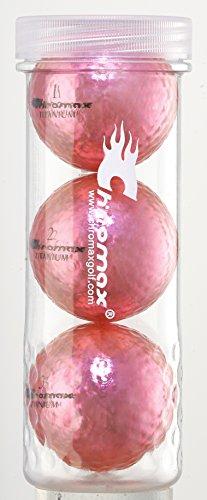 Chromax M1X Golf Balls (Pack of 3)