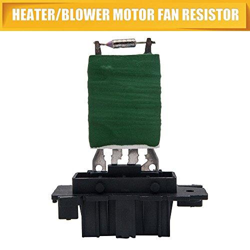 MASO Heater Blower Motor Fan Resistor 13248240:
