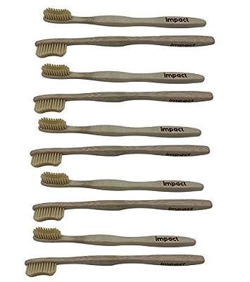 Impact Eco-Friendly Bamboo Toothbrush