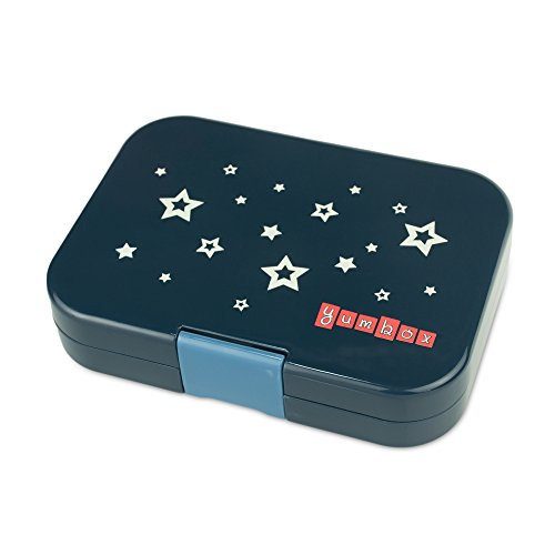 yumbox leakproof bento lunch box container espace blue for kids and adults. Black Bedroom Furniture Sets. Home Design Ideas