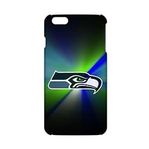 CCCM NFL Seattle Seahawk 3D Phone Case for iphone 4 4s