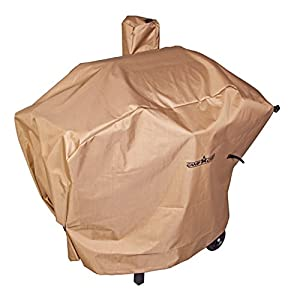 "Camp Chef Full-Length Patio Cover for DLX 24"", SmokePro 24"", Woodwind Pellet Grills from famous Camp Chef"