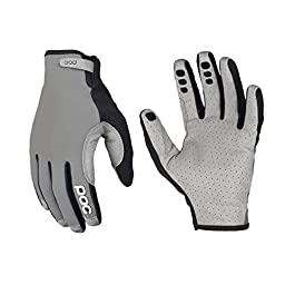 POC Sports Index Air Adjustable Glove Aluminium Grey XL