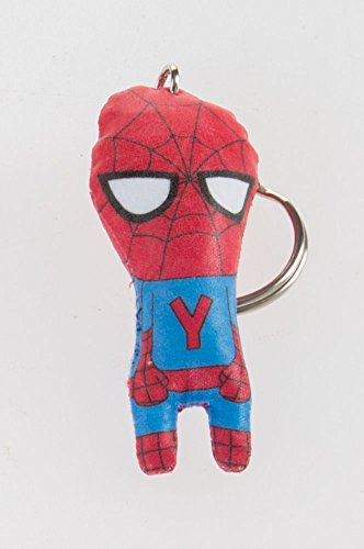 Amazon.com : Spiderman Fabric Keyring Movies Cartoon ...