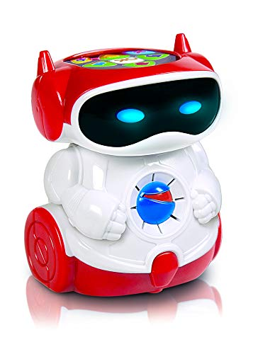 Clementoni Science Museum, Coding Lab Doc the Educational Interactive Talking Robot, Ages 5 and Up by Clementoni (Image #3)