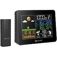 Digoo Wireless Full Colour LCD Digital USB Weather Station Sensor Alarm Clock DG-TH8868