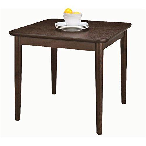 ダイニングテーブル 【モタ】 正方形 木製 HOT-332BR ブラウン 生活用品 インテリア 雑貨 [並行輸入品] B01BHOMDVG