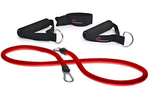 ProSource Stackable Exercise Resistance Band Tube Cords