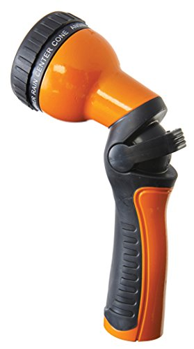 Dramm Sprayer (Dramm 14502 Revolution 9-Pattern Spray Gun, Orange)