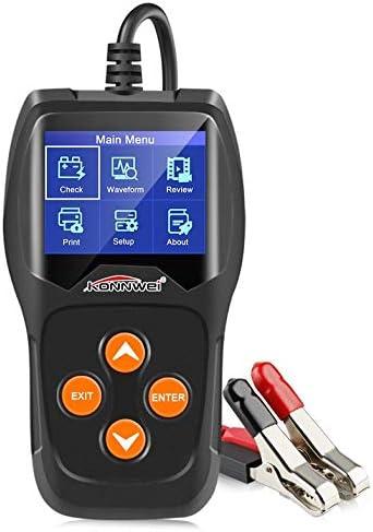 Cloverclover Kw600 12V Car Battery Detector Battery Car Battery Detector Car Battery Testor