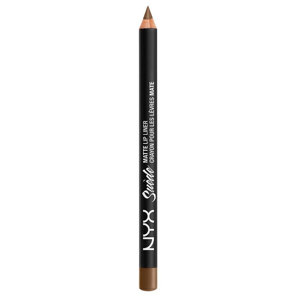 NYX Suede Matte Lip Liner SMLL22 Downtown Beauty/GLITZ