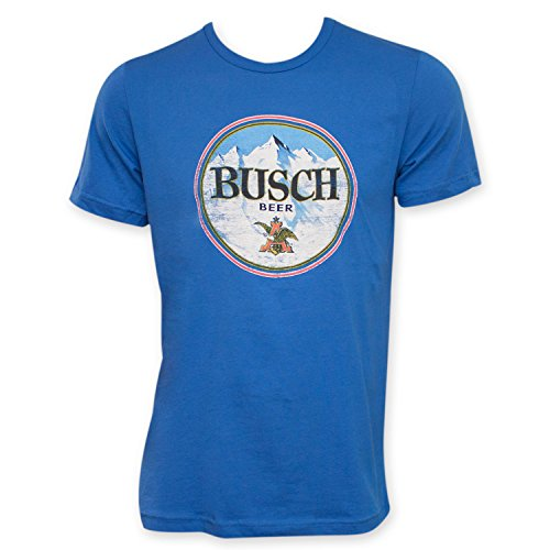 busch-beer-retro-circle-logo-t-shirt