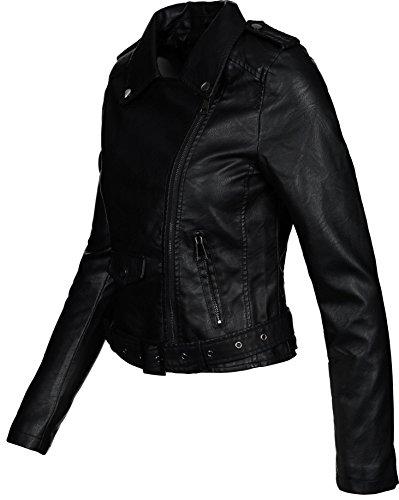 Golden Noir Longues Femme Blouson Selection Brands Manches vwFgq