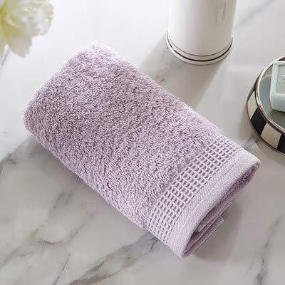 WLLLO Toalla, Toalla de Nido de Abeja de algodón para el hogar, Toalla de algodón Entero, Violeta: Amazon.es: Hogar