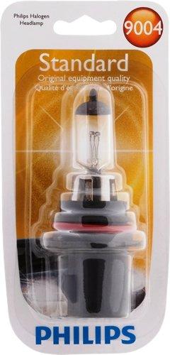 (Philips 9004 Standard Halogen Headlight Bulb, (Pack of 1))