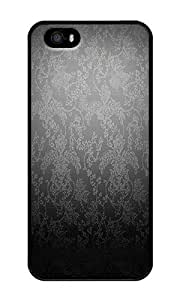 iPhone 5 Case,iPhone 5S Case,VUTTOO Stylish Victorian Hard Case For Apple iPhone 5/5S - PC Black