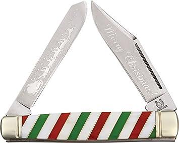 Rough Rider Jinete áspero cuchillo alce feliz Navidad ...