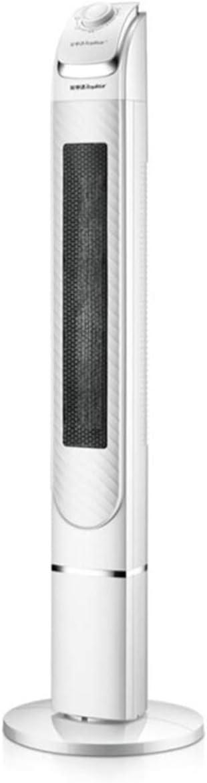 Xb Ventilador de Torre Oscilante, Motor de Cobre, con Temporizador, Bandeja para esencias, Mando a Distancia