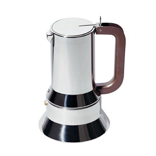 Alessi 9090/6 Stovetop Espresso Coffee Maker 6 Cup