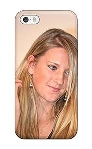 Cleora S. Shelton's Shop Flexible Tpu Back Case Cover For Iphone 5/5s - Victoria Azarenka Pictures 8142941K83633746