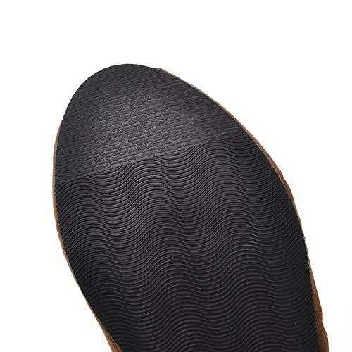 Balamasa Sandales Femme Abl10684 Noir Compensées 7ZwxZ5qz
