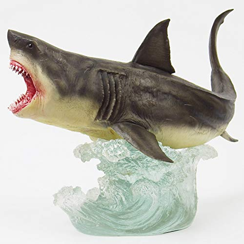 Megalodon Toy Shark Statue Figurine The MEG Paleontology Collectibles Oceanic Nautical Display by GemShark Collectiobles (Image #2)