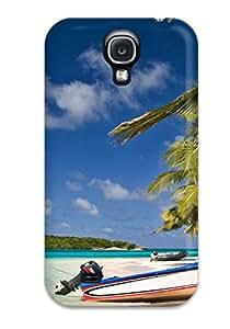 Alicsmith Galaxy S4 Hybrid Tpu Case Cover Silicon Bumper Boat