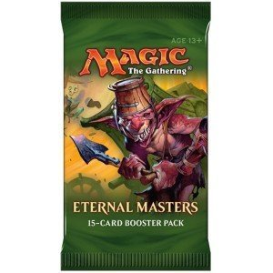 MTG Magic Eternal Masters Booster Pack PreOrder Ships On June 10th