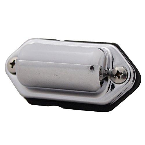 Pilot Automotive NV-5061 Mini Utility License Plate Lamp with Soft White Lens