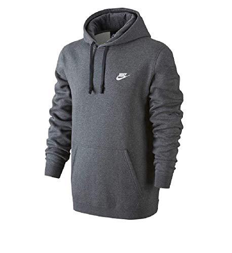 - 41bHW3E4mwL - Nike Sportswear Men's Pullover Club Hoodie