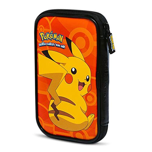 Officially Licensed NINTENDO 3DSTM GAME TRAVELER® Essentials Pack Compatible with New Nintendo 2DSTMXL  New Nintendo 3DSTMXL and  Nintendo 3DSTMXL systems - PIkachu