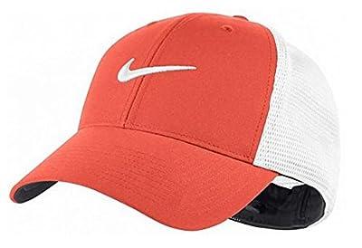 Nike Legacy91 Tour Mens Cap Turf Orange Size Medium/Large