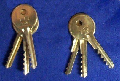 Bump Keys - 3