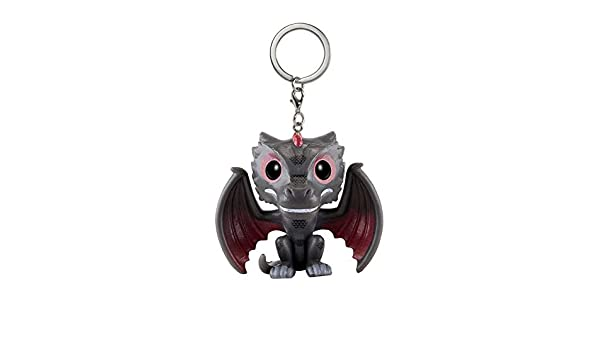Amazon.com: Key Chains - Game of Thrones Keychains Q Version ...