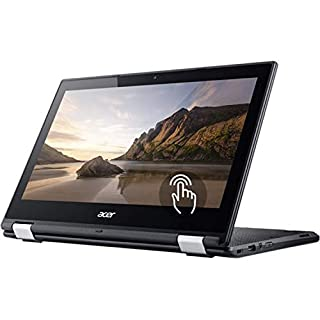 Acer - C738T-C44Z Chromebook Touchscreen - 360 hinge - 4GB RAM 11.6 Laptop In-plane Switching (IPS) Technology (Renewed)