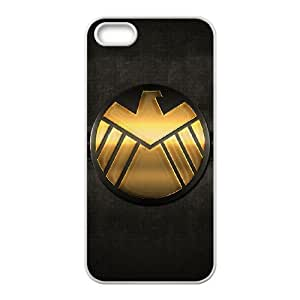 iPhone 5 5s Cell Phone Case White s.h.i.e.l.d 004 HIV6755169495603