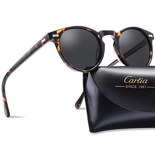 Carfia Vintage Polarized...