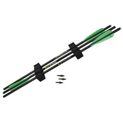 carbon arrows green - 8