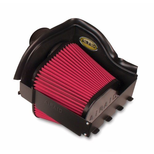 Airaid Air Intake w/ Dry SynthaMax 2011-2012 Ford F-150 3.7L V6 / 5.0L V8 / 3.5L V6 Ecoboost 4012391 Airaid Quick Fit System
