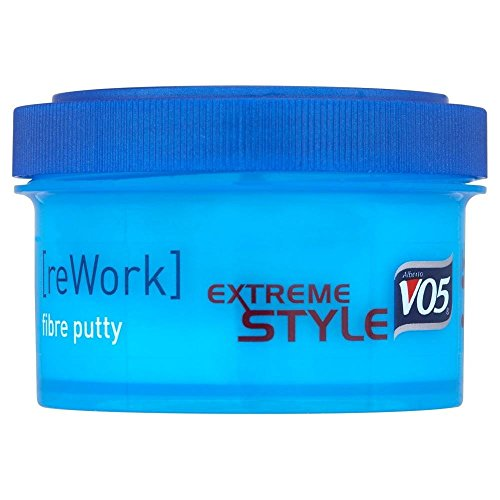 VO5 Extreme Style ReWork Fibre Putty (30ml) - Pack of 2