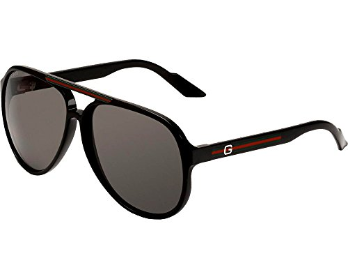 Gucci GG 1627 Sunglasses 0D28 Shiny (0d28 Sunglasses)