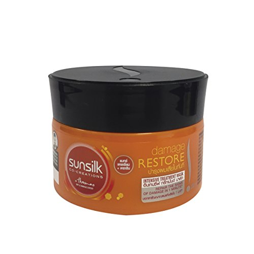 Sunsilk Co-Creations Treatment Mask Nourishing Soft & Smooth Intensive 200ml (Intensive Nourishing Treatment)