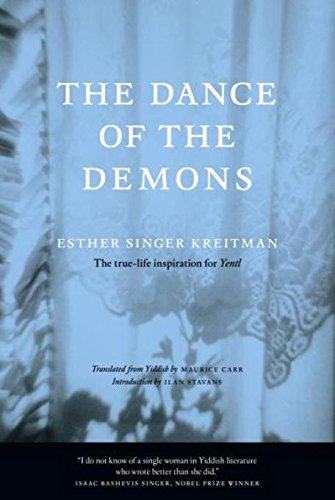 The Dance of the Demons: A Novel (The Helen Rose Scheuer Jewish Women's Series)